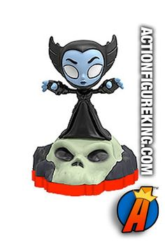 Skylanders Trap Team Mini Hijinx gamepiece from Activision is the sidekick for Hex. Please visit http://actionfigureking.com/list-3/activision2/skylanders2 for a complete database of Skylanders figures including pricing and availability. #hijinx #hex #skylandersminis #skylanderssidekicks #skylanders #skylanderstrapteam #trapteam