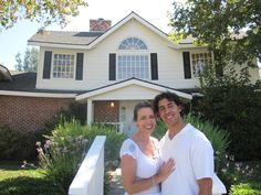 Home Sweet Home - the day we bought our place in 2010