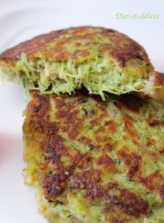 Croquettes de thon et courgettes - Nolwenn Serrecourt - Healthy Breakfast Recipes, Healthy Cooking, Healthy Dinner Recipes, Vegetarian Recipes, Cooking Recipes, Tapas, Zucchini, Food Porn, Light Recipes