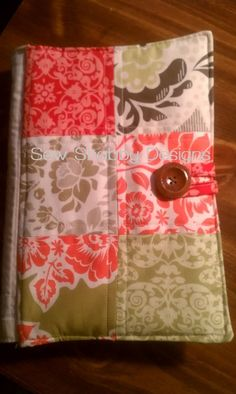 Bible cover #sewshabbydesigns