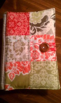 Bible cover #sewshabbydesigns