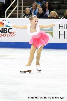 Polina Edmunds...SOOOOOO YOUNG!!!!!!!!!!!!!
