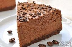 Receita de Bolo mousse de café em receitas de bolos, veja essa e outras receitas aqui!