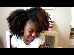 Review | Blended Beauty's Happy Nappy Styles & Natural Hair Oil