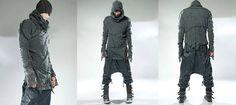 Demobaza.....apocalyptic fashion, post-apocalyptic fashion, post-apocalypse, dystopian,