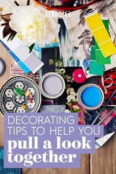 With so many elements to consider and choices to make, decorating can be a challenge. To make the process easier and more enjoyable, there are a few strategies you can take that will simplify your decorating decisions. Follow these steps to learn how to pull together a look you'll love #decoratingtips #interiordecorating #homedecortips #interiordesign #homedecorideas #bhg Decorating Tips, Interior Decorating, Home Decor Trends, Challenges, Decor, Interior Design, Home Decor
