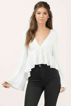 Kalista Lace Up Blouse - - Kalista White Blouse Source by Look Fashion, Hijab Fashion, Fashion Dresses, Fashion Design, Fashion Ideas, Blouse Outfit, Dress Outfits, Beautiful Blouses, Blouse Designs