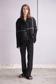 Damir Doma Spring 2015 Menswear Collection - Vogue