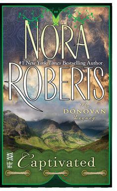 Donovan Legacy Series byNora Roberts