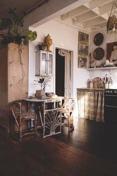 Designing our Rustic Kitchen - Project Haus // Stage 3 Rustic Kitchen, Rustic Farmhouse, Kitchen Decor, Boho Kitchen, Rustic Barn, Kitchen Ideas, Kitchen Furniture, Rustic Furniture, Furniture Ideas