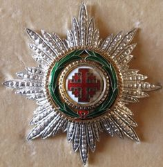 Equestrian Order of the Holy Sepulchre of Jerusalem