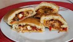 Pierożki kebabowe Polish Recipes, Polish Food, Appetisers, Dumplings, Appetizer Recipes, Kfc, Tacos, Pizza, Mexican