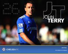 Wallpaper John Terry Chelsea FC