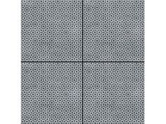 Revêtement de sol/mur en grès cérame émaillé AZULEJ NERO RENDA Collection AZULEJ by MUTINA | design Patricia Urquiola