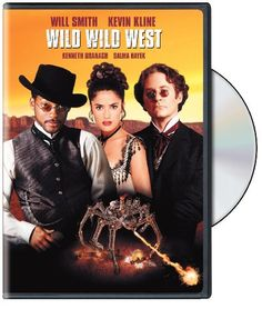One of my favourite Steampunk movies. This site has many more listed. Wild Wild West (1999) Starring: Will Smith, Kevin Kline Director: Barry Sonnenfeld