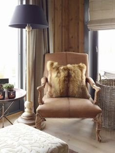 I have just returned from a 5 days visit to Oslo, where I met several interior designers. Norway and in particular Oslo, counts a lot of . Decor, Furnishings, Decorating Your Home, Chair, Interior, Soft Furnishings, French Inspired Decor, Cabin Interiors, Norwegian Design