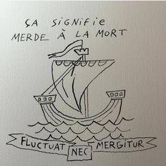 « Peace for Paris » de Jean Jullien - Attaques à Paris : les dessinateurs rendent hommage aux victimes - Elle
