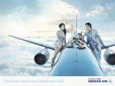 For life on a whole new scale 1 by Korean Air KE, via Flickr