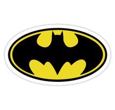 1859 Batman - Logo (Black)