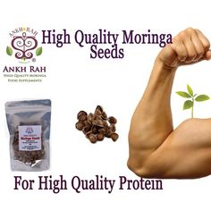 Are you looking for a good natural source of Protein? Naturally combined with a wide range of vitamins and minerals? We may have found the best quality protein that can be utilised by the body on a cellular level!. Besides protein, Moringa seeds contains nutrition in abundance!. For more info, Healthy Living Guides, Recipes, Tips & Secrets visit Ankhrahhq.blogspot.co.uk . Improve your performance & lifestyle today!!!. #MoringaSeeds #organic #nutrition #Protein #AntiOxidants #AminoAcids…