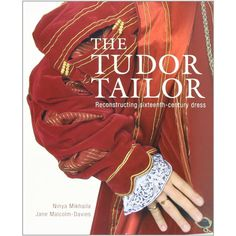 By Jane Malcolm-Davies and Ninya Mikhaila  A valuable sourcebook for costume designers, dressmakers and those involved in historical reenactments, this book contains all the information you need to create authentic clothes from the Tudor period.  Computer-generated, historically
