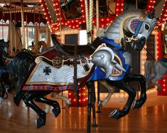 Great Plains Carousel 20 by ~Falln-Stock