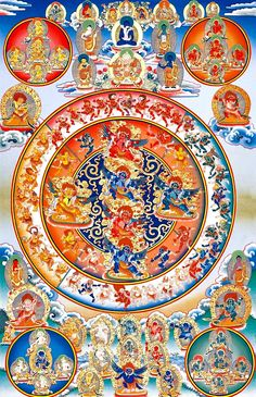 #Buddhism · The Mirror of Mindfulness - The Cycle of the Four Bardos — by Tsele Natsok Rangdrol