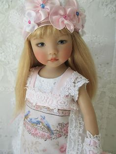 "Doll Outfit Little Darling Dianna Effner 13"" Doll Clothes Kish 14"" NEW"