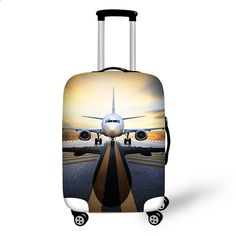 aircraft suitcase protective covers 18 to 32 inch elastic luggage dust cover case stretchable Waterproof luggage cover - Travel Accessories School Bags For Kids, Kids Bags, Luggage Cover, Luggage Accessories, Girl Backpacks, Incheon, Canvas Tote Bags, Backpack Bags, Suitcase
