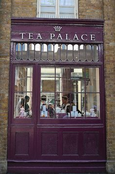 Tea Palace | Covent Garden, London | Flickr - Photo Sharing!
