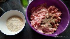 Sarmale cu varza dulce, proaspata si rosii - de vara   Savori Urbane Arancini, Stevia, Oatmeal, Breakfast, Food, Recipes, Canning, Life, The Oatmeal