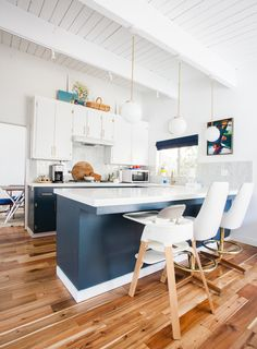 The final big kitchen makeover post