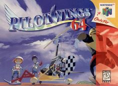 Pilotwings 64 N64 by Nintendo