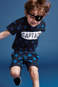 Work like a captain and play like a pirate! | H&M Kids