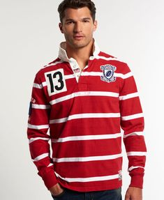 Superdry Camiseta de rugby Gloucester