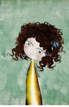 Rupydetequila Inspired in Hair by Olaplex !