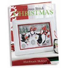 A Cross-Stitch Christmas: Handmade Holiday
