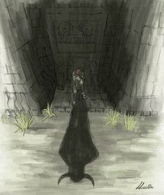 Shadow of the Colossus by LLucilla on DeviantArt