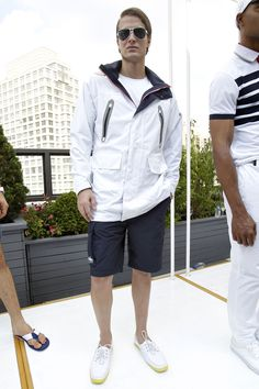 47fb92e6449 NYFW  Nautica Spring-Summer 2013 Menswear Ready To Wear Street Fashion  Show