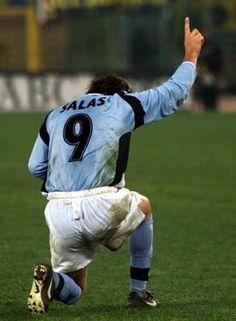 Marcelo Salas #Lazio