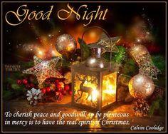 Good Night holidays christmas good night sweet dreams good night gif good night quote good night friends and family good night animated