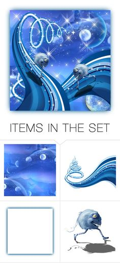 """""""Motion in Space..."""" by marvy1 ❤ liked on Polyvore featuring art"""