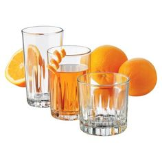 Libbey 24 Piece Brockton Drinkware Set