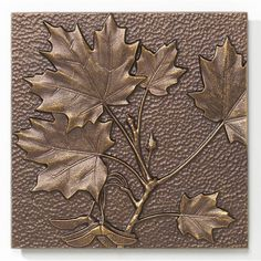 Found it at Wayfair - Maple Leaf Wall Decor