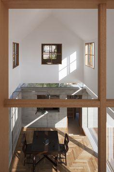 House in Ishikiri. Location: Amagasaki, Hyōgo, Japan; Firm: Tato Architects / You Shimada year: 2013