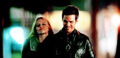 """Emma and Hook - Season 4 Episode 13 """" Unforgiven """" #CaptainSwan"""