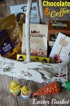 Fancy girlie easter basket easter baskets and easter negle Choice Image