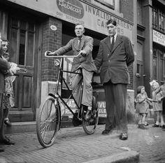 Rigardus Rijnhout, de 'Reus van Rotterdam' (1947)