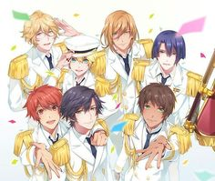 Uta no Prince Sama #anime