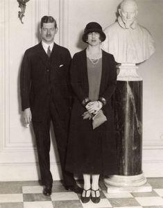 Imagini pentru Carol II of Romania and his wife, Helen of Greece